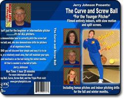 The Curve and Screw Ball 'For the Younger Pitcher'