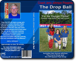 The Drop Ball 'For the Younger Pitcher'